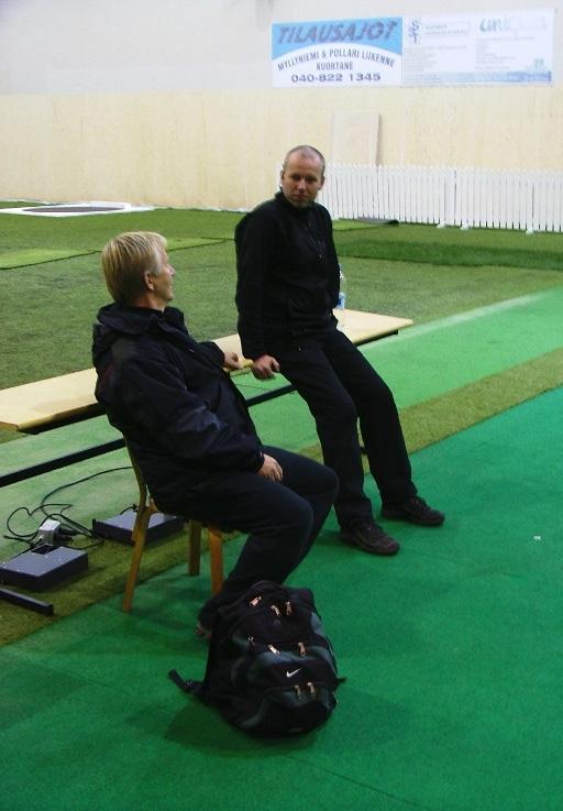 Kimmo Yli-Jaskari and Jozef Gonci