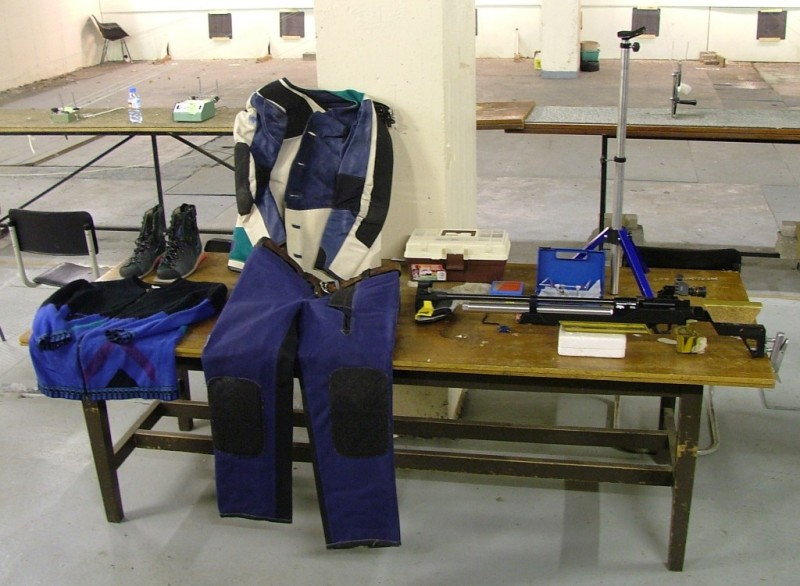 Air Rifle Kit