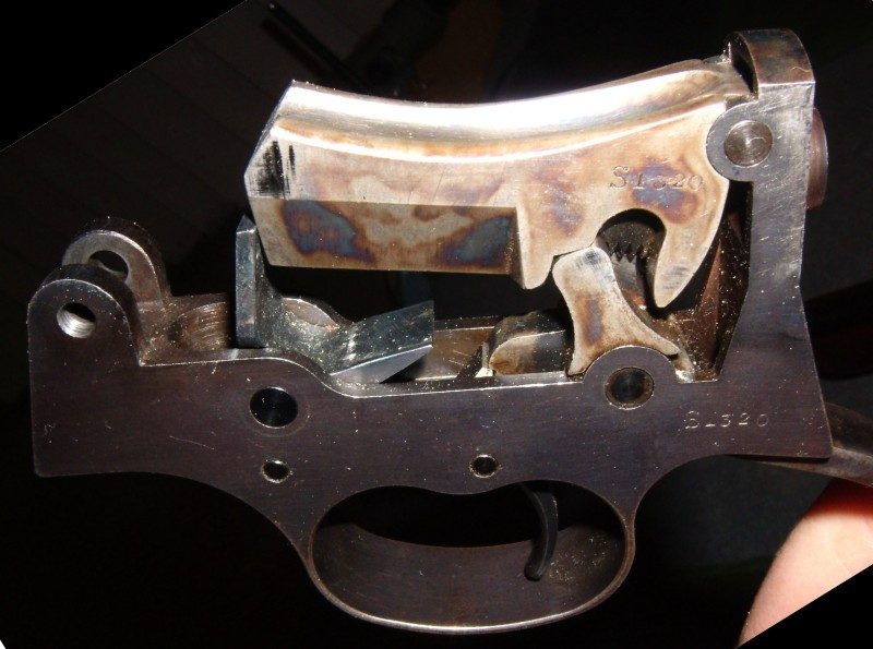 Falling Block Trigger mechanism