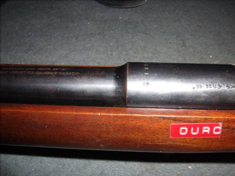 Vickers barrel and receiver