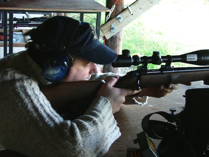 223 Target Rifle