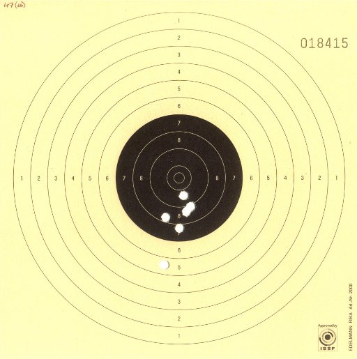 Air Pistol, 7/9/10