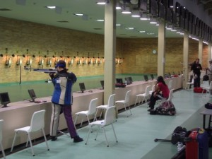 Dehli 10m airgun range