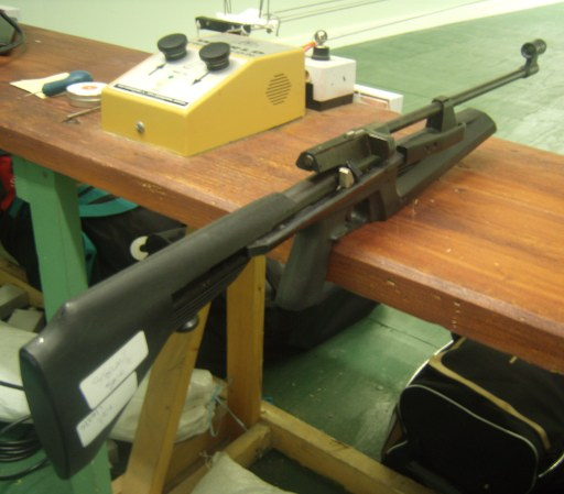 IZH-61 Air Rifle