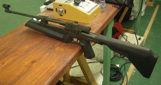 IZH-61 Air Rifle