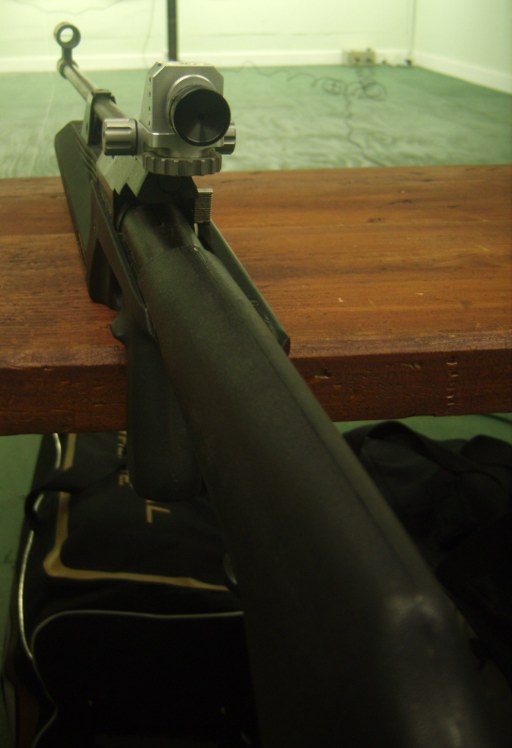 IZH-61 Air Rifle with MEC Free rearsight