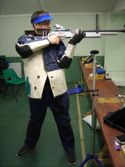 Position, pre-aim