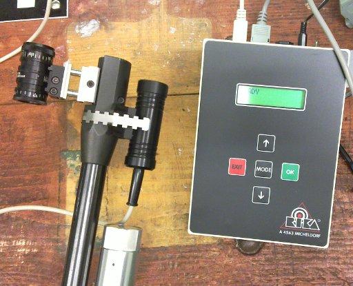 RIKA Sensor and Interface box