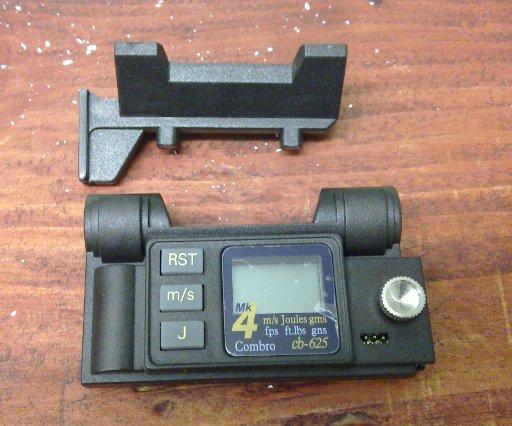 Combro CB-625 Mk4 chronograph