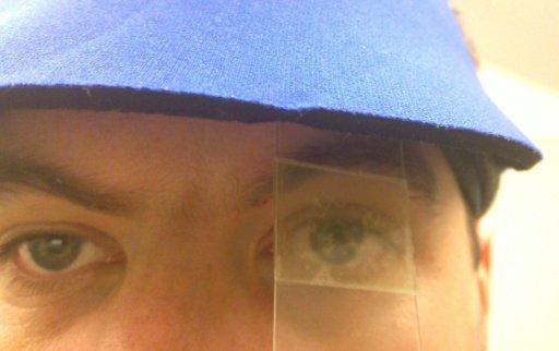 New blinder