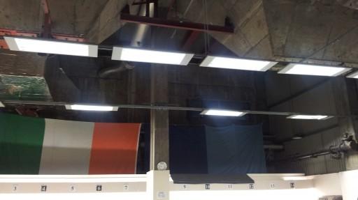 Lighting upgrade to the UCD range