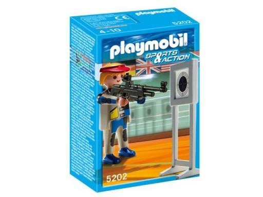 5202 Playmobil Target Shooter